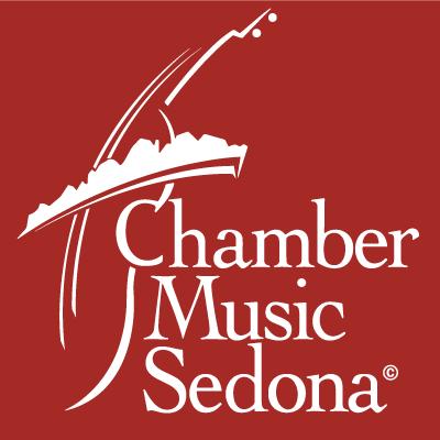 Chamber Music Sedona Retina Logo